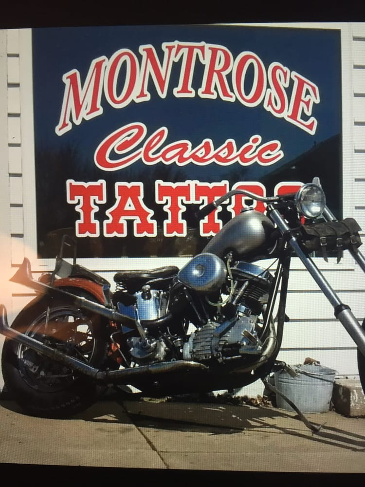 Photo of Montrose Classic Tattoo: Montrose, IA