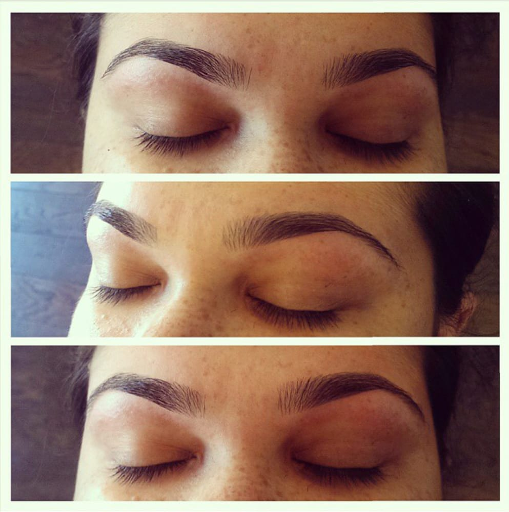 We Understand That Not Everyone Has The Same Eyebrows We Work With