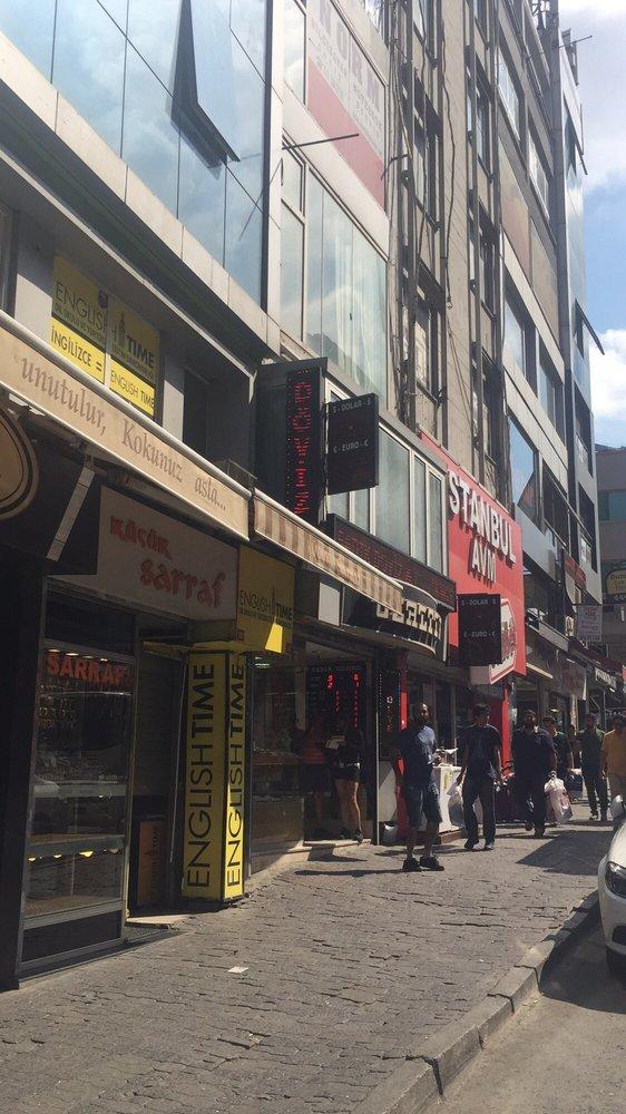 Sadik doviz: Söğütlü Çeşme Caddesi, İstanbul, 34