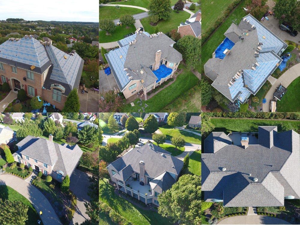 Buccos Roofing: 5412 Enterprise Blvd, Bethel Park, PA