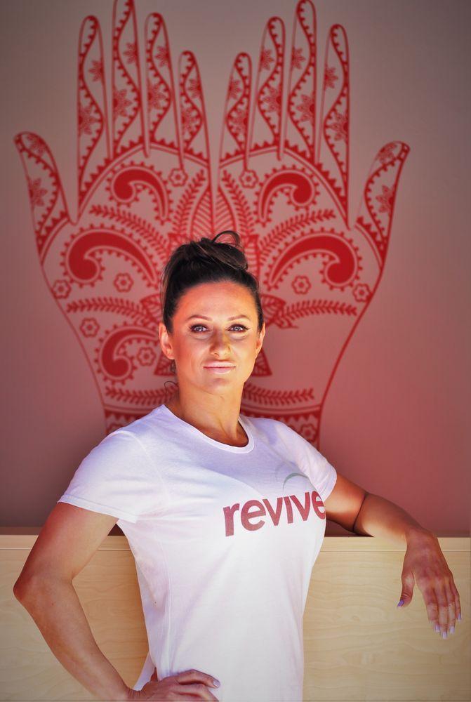Photo of Revive Australia - Waterloo New South Wales, Australia. Meet Kasia  Sports Massage