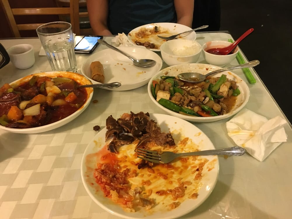 Yang Chow Restaurant Oakland Ca