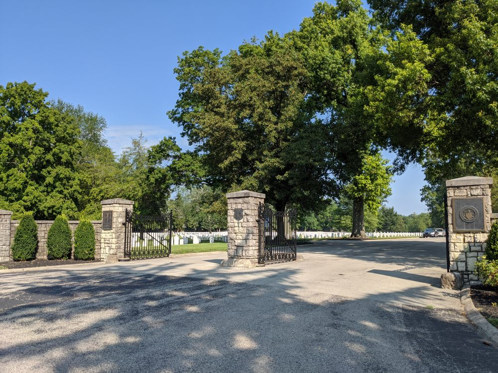 Zachary Taylor National Cemetery: 4701 Brownsboro Rd, Louisville, KY