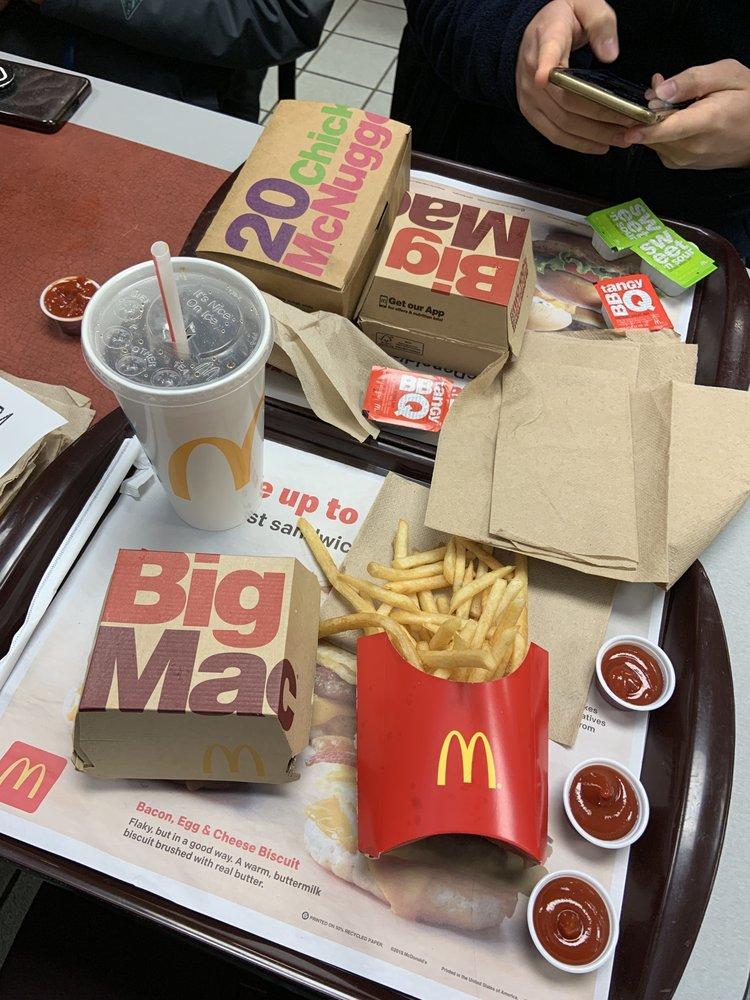 McDonald's: 1111 New York 55, Lagrangeville, NY