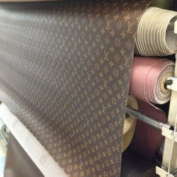 Fabrics r us 77 photos fabric stores north valley - Louis vuitton fabric for car interior ...