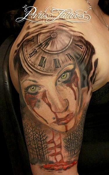 Photos for paris tattoos yelp for Paris tattoos charlotte
