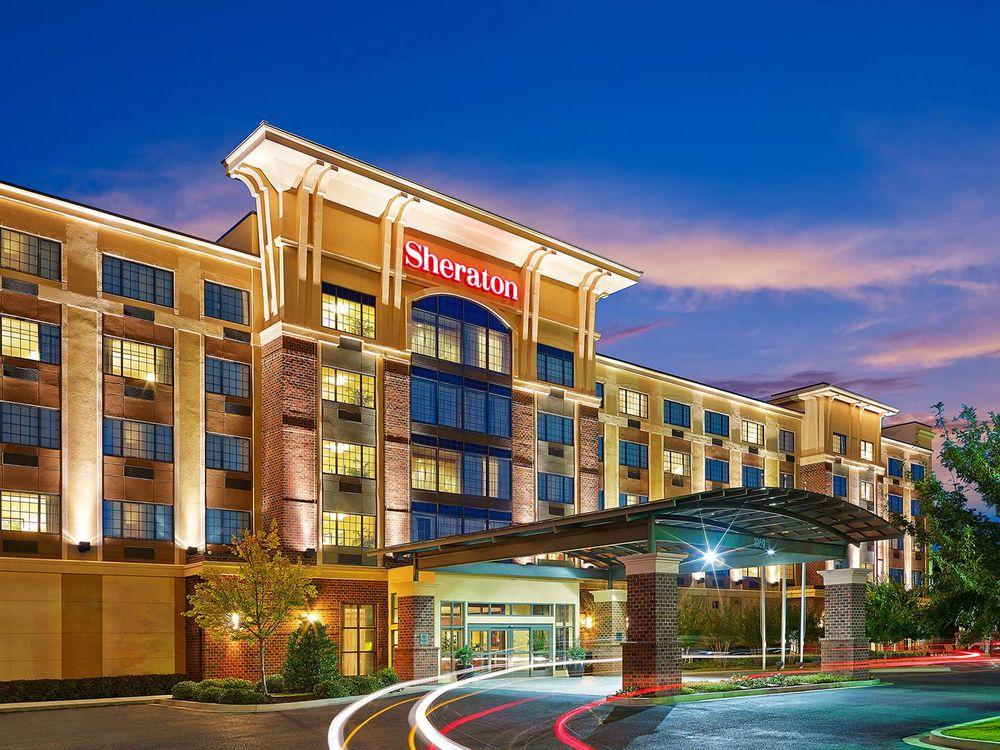 Sheraton Augusta Hotel: 1069 Stevens Creek Rd, Augusta, GA