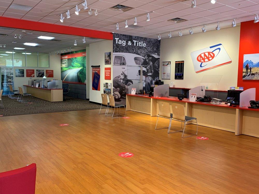 AAA - Bloomsburg: 1040 Scott Town Ctr, Bloomsburg, PA