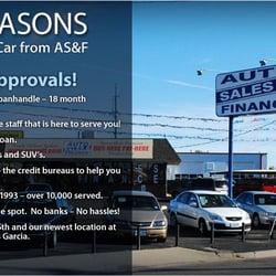 Auto Sales Finance Car Dealers 4479 Canyon Dr