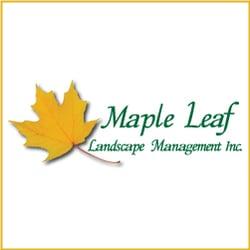 Maple Leaf Landscape Management Landscaping 890 Sylvan