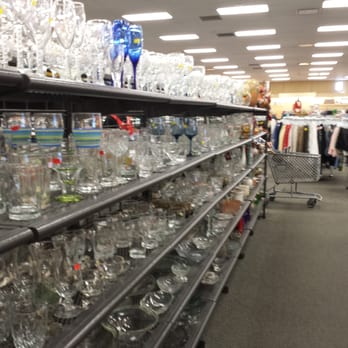 Photo Of Goodwill   Grand Junction   Grand Junction, CO, United States.  Glassware