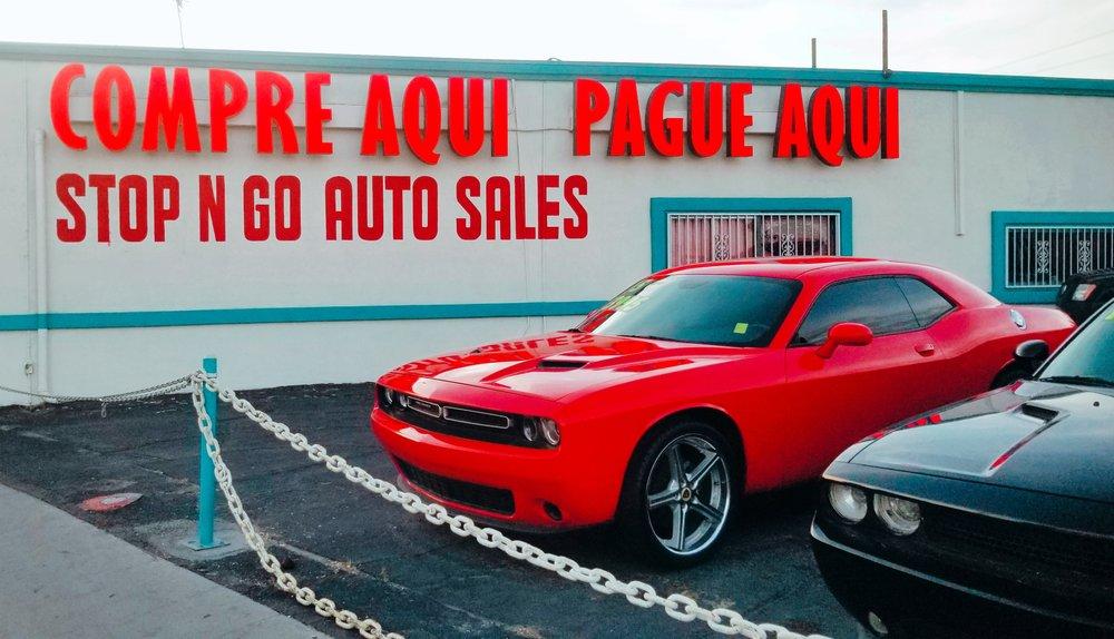Stop N Go Auto Sales
