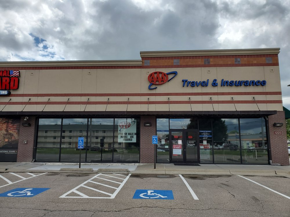 AAA - Topeka: 1223 SW Wanamaker Rd, Topeka, KS
