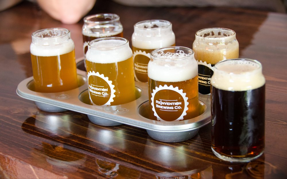 Reinvention Brewing: 9 N Main St, Manchester, NY