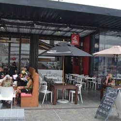 Restaurants Jellicoe St Auckland