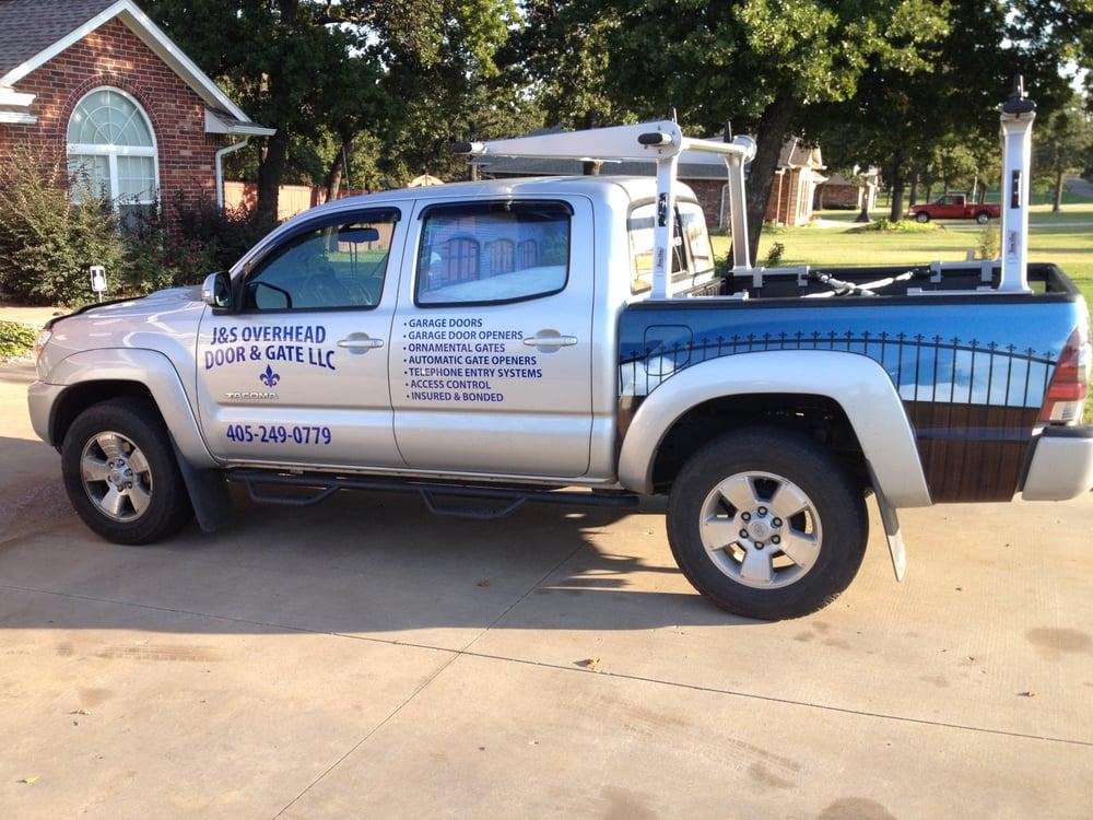 Ju0026S Overhead Door U0026 Gate   Garage Door Services   274 Murray Dr, Choctaw,  OK   Phone Number   Yelp