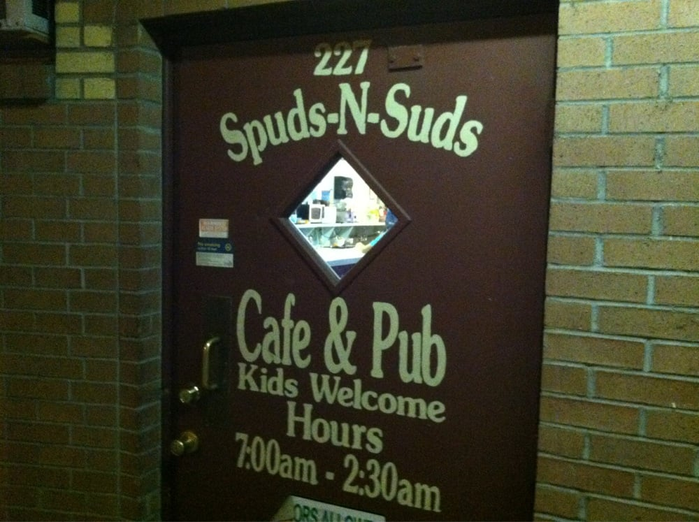 Spuds & Suds: 227 S Oregon St, Ontario, OR