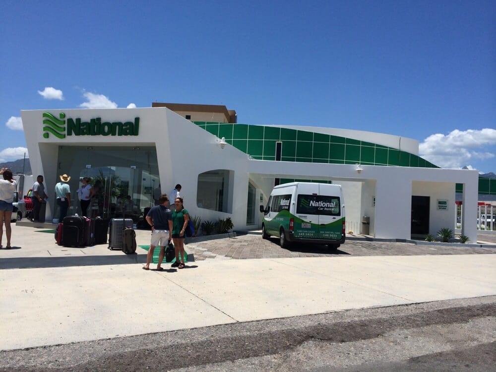 National Car Rental Cabo Reviews