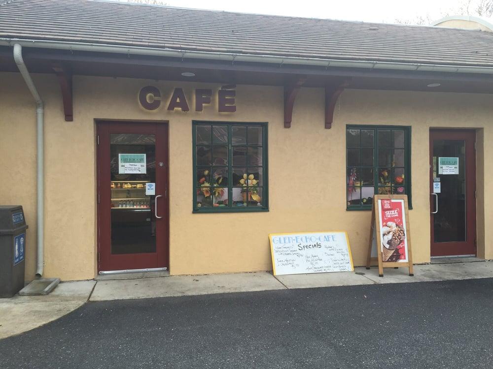 Glen Echo Cafe: 7300 Macarthur Blvd, Glen Echo, MD