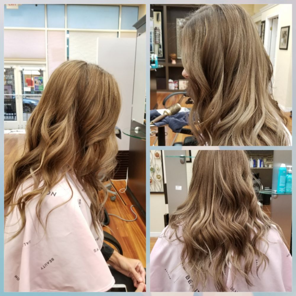 Illusions Hair Salon & Spa: 22855 Brambleton Plz, Ashburn, VA