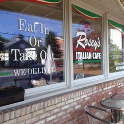 Penfield Italian Restaurants