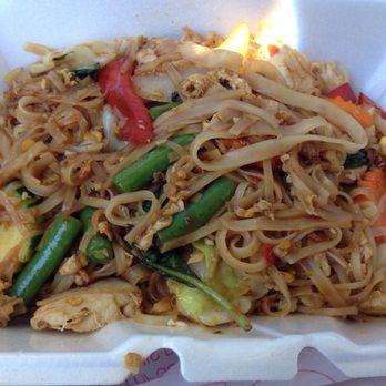 Thai Food On Wheels Hartford Ct