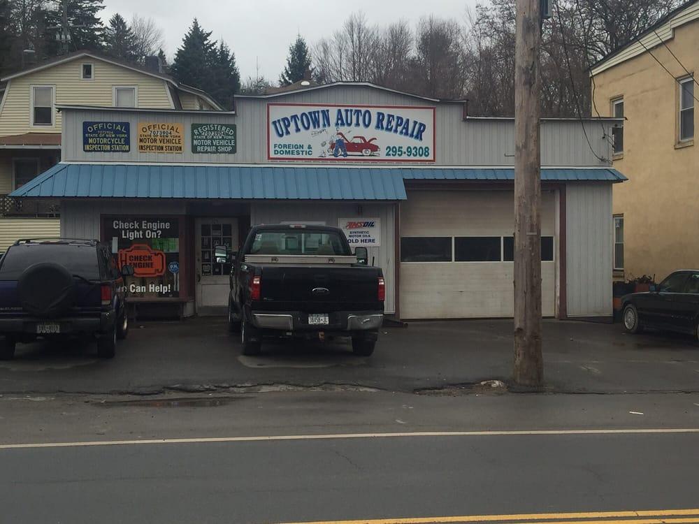 Uptown Auto Repair: 329 N Main St, Liberty, NY