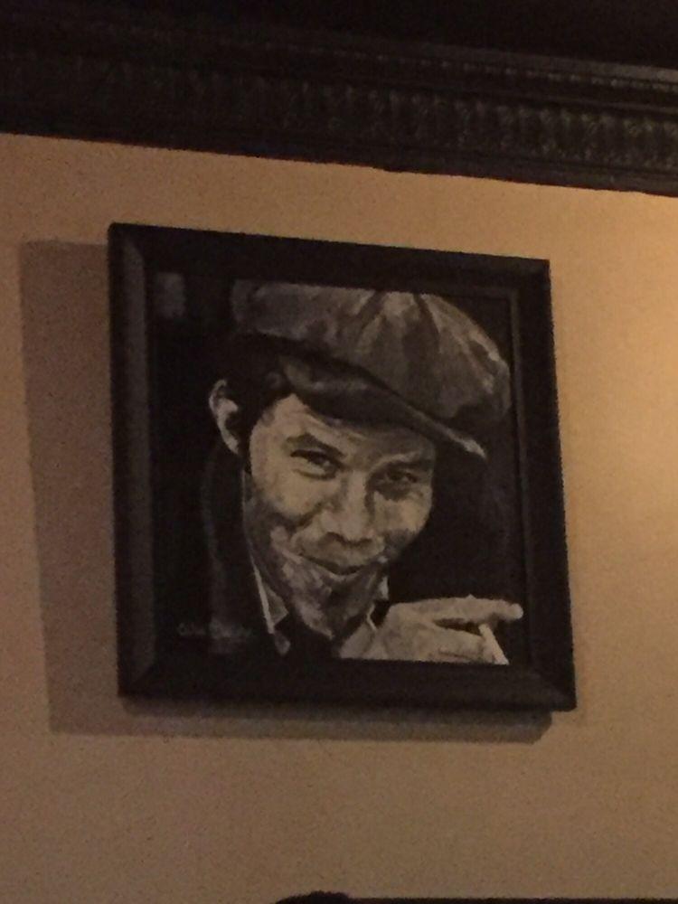 Tom Waits was here. - Yelp