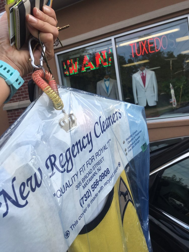 New Regency Cleaners and Tuxedo: 305 Broad St, Matawan, NJ