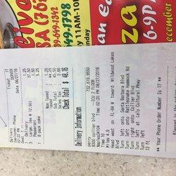 Photo Of La Rosa Pizzeria Restaurant Naples Fl United States Pricing Wasn