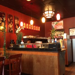Photo Of Dragon Den Knoxville Tn United States The Back Sushi Counter