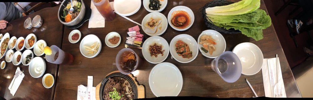 Gabose Korean BBQ Restaurant