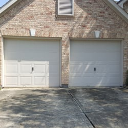 Amazing Photo Of 24 Hour Garage Door Services   Houston, TX, United States. Before