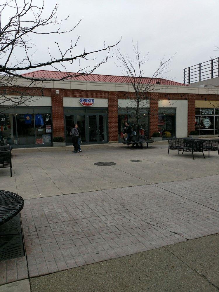 Sports Depot: 1 Levee Way, Newport, KY