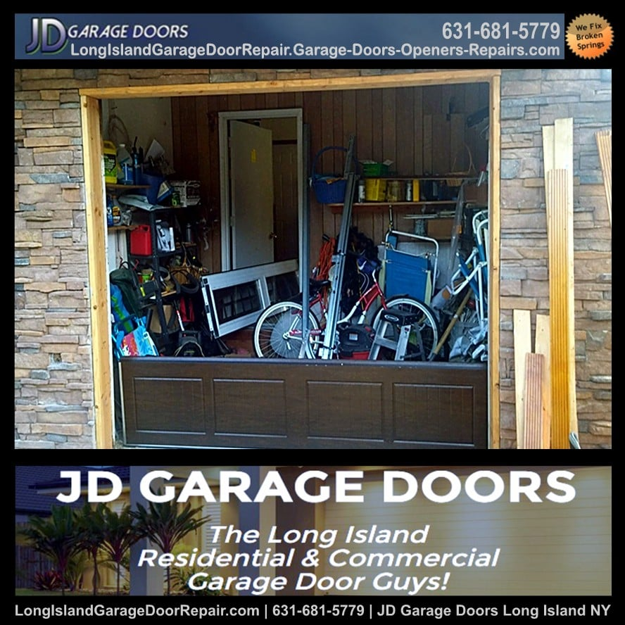 Photo Of JD Garage Doors   Selden, NY, United States. GARAGE DOOR  INSTALLATION