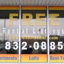 At Home Real Estate Property Management Property Management