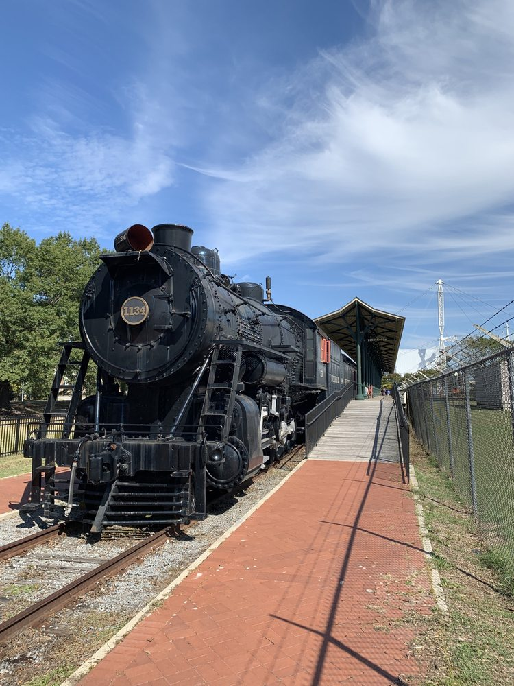 Portsmouth Railroad Museum Of VA
