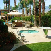 Photo Of Palm Tee Hotel Springs Ca United States Hot Tub