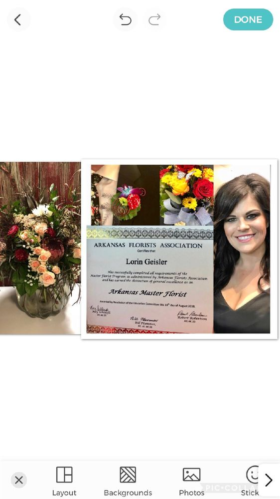 Emily's Flowers & Gifts: 113 E 2nd St, Lonoke, AR