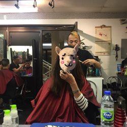 Salon De Coiffure Hong Kong   Hair Salons   1008 Rue Clark, Ville Marie,  Montreal, QC   Phone Number   Yelp