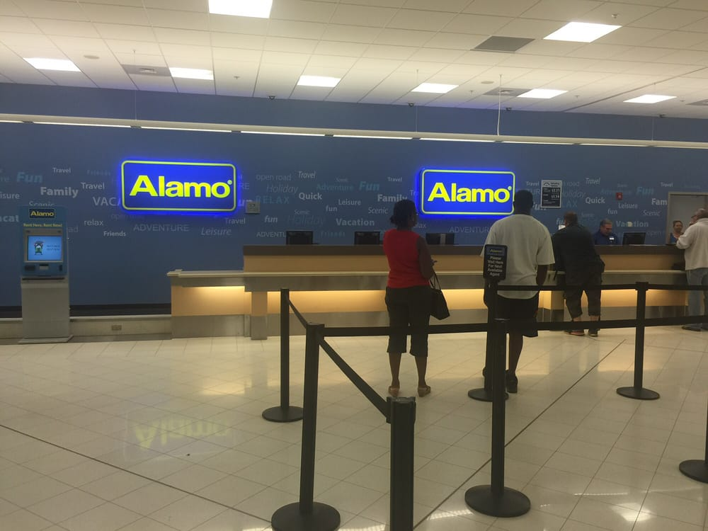 Alamo Rent A Car Truck Rental 10999 Terminal Access Rd