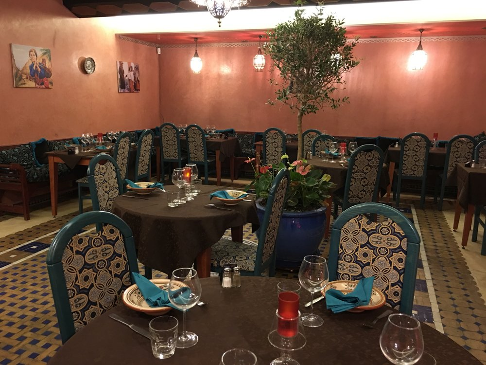 Argana moroccan 8 rue du chemin de fer dunkerque for Argana moroccan cuisine