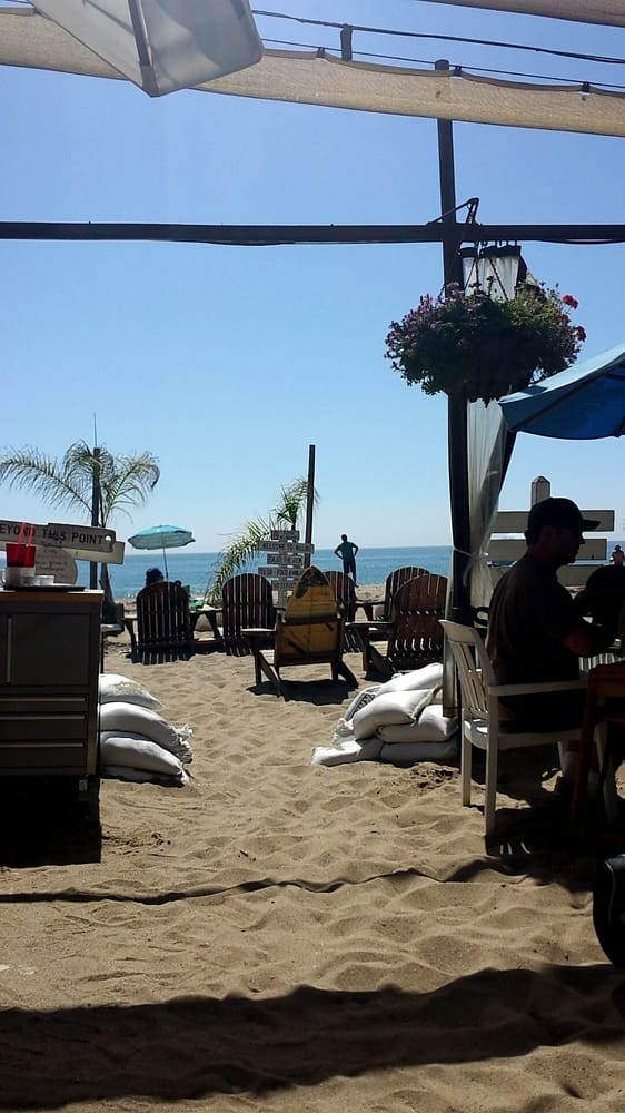 Malibu Beach Cafe Yelp