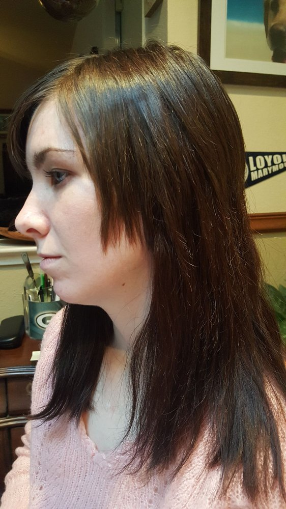 Terrible Hothead Hair Extension Installation By Morgan Patton Of Anm