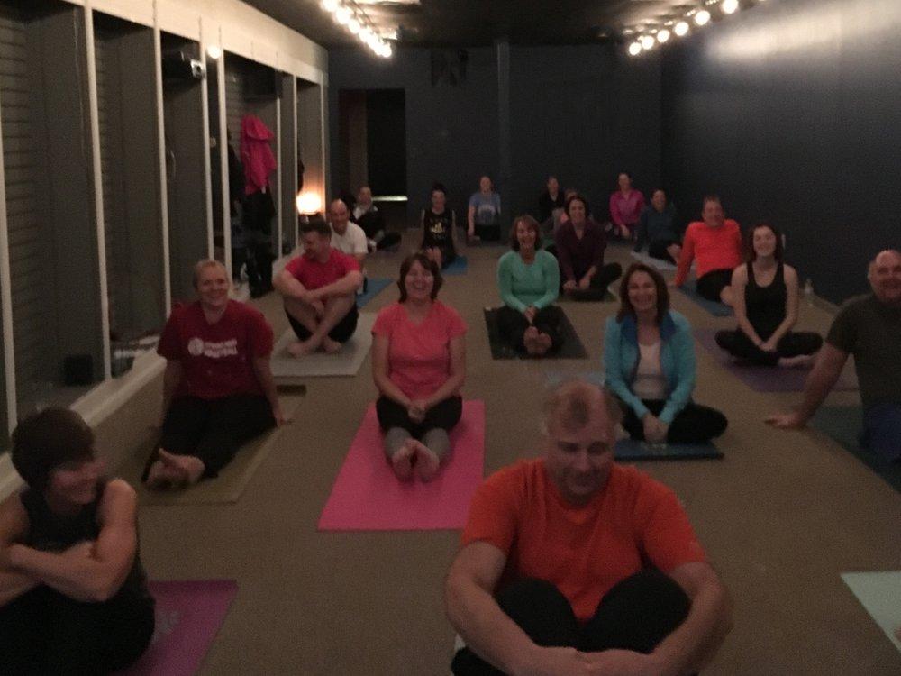 Indigo Crow Yoga: 212 S Main St, Ottawa, KS