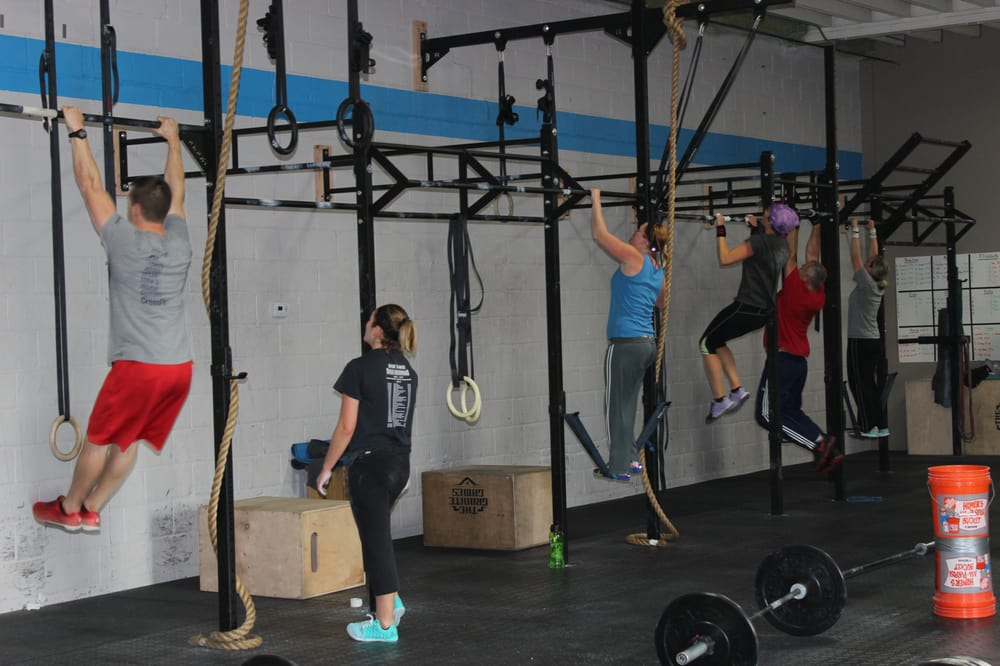 CrossFit Phós: 4601 E Arrowhead Pkwy, Sioux Falls, SD