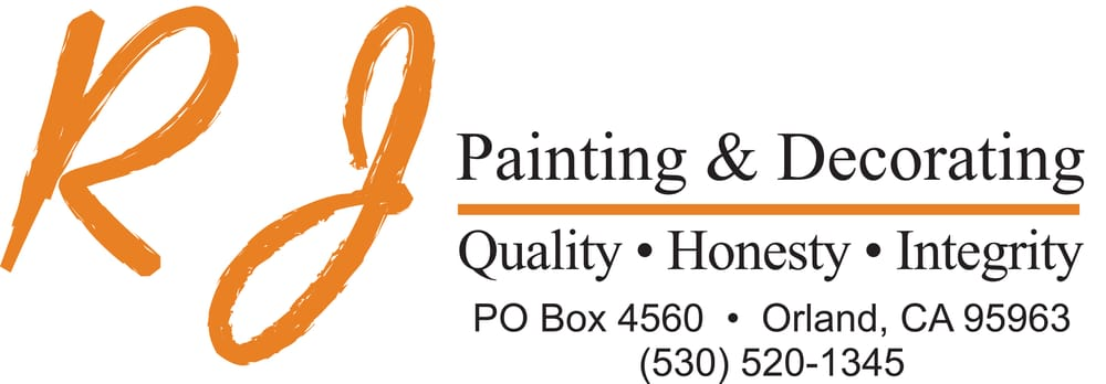 RJ Painting & Decorating: Orland, CA