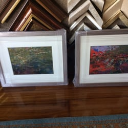 Photo Of Village Frame Gallery Santa Barbara Ca United States I