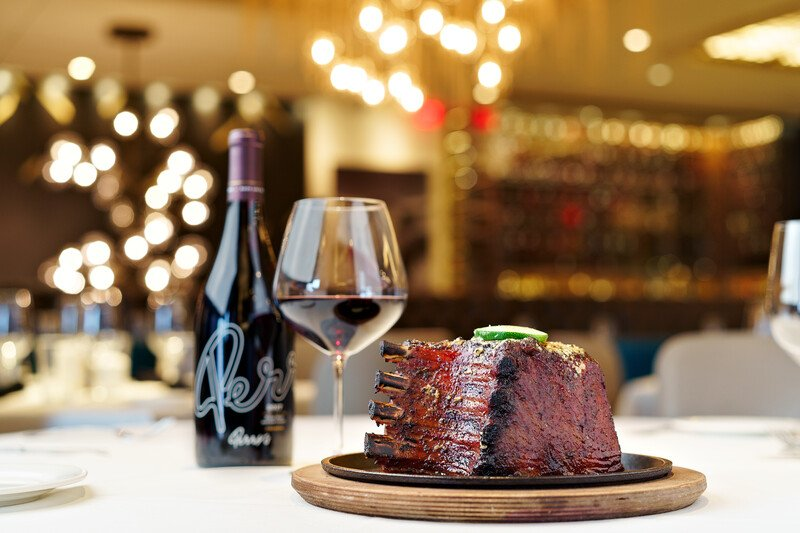 Perry's Steakhouse & Grille - The Woodlands