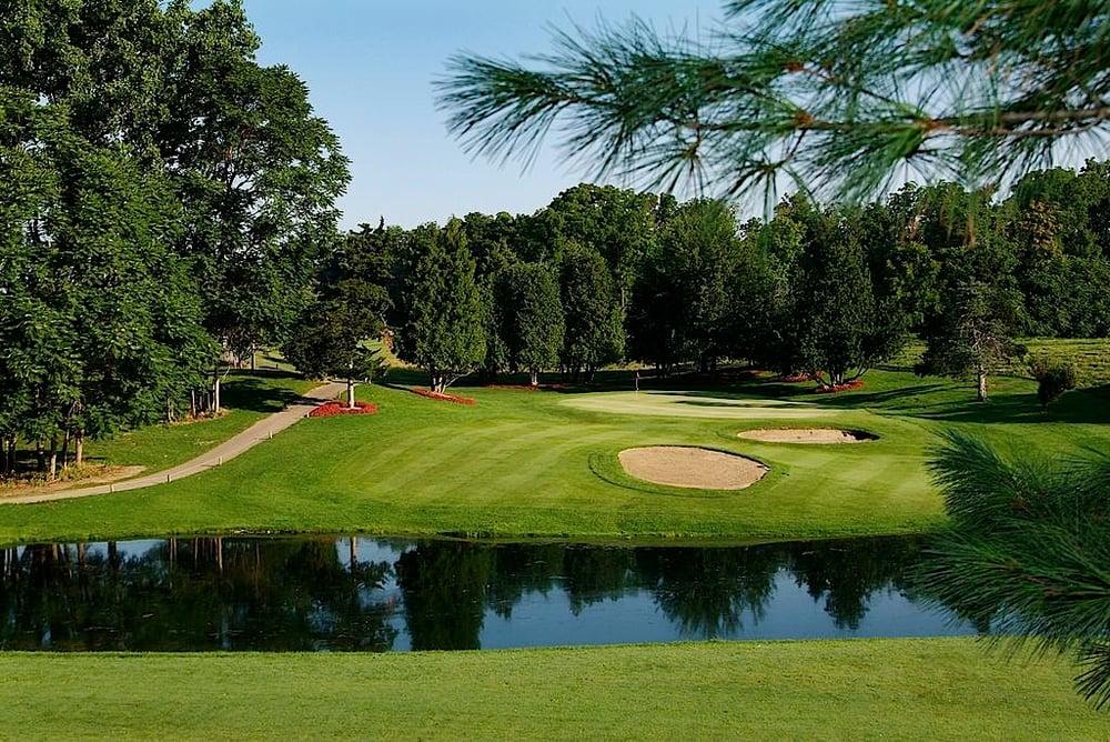 St Johns Luke Matthew Plymouth Michigan Golf Course